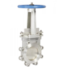 KNIFE GATE VALVE LUGGED