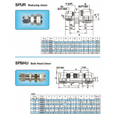 COMPRESSION SPUR SPBHU